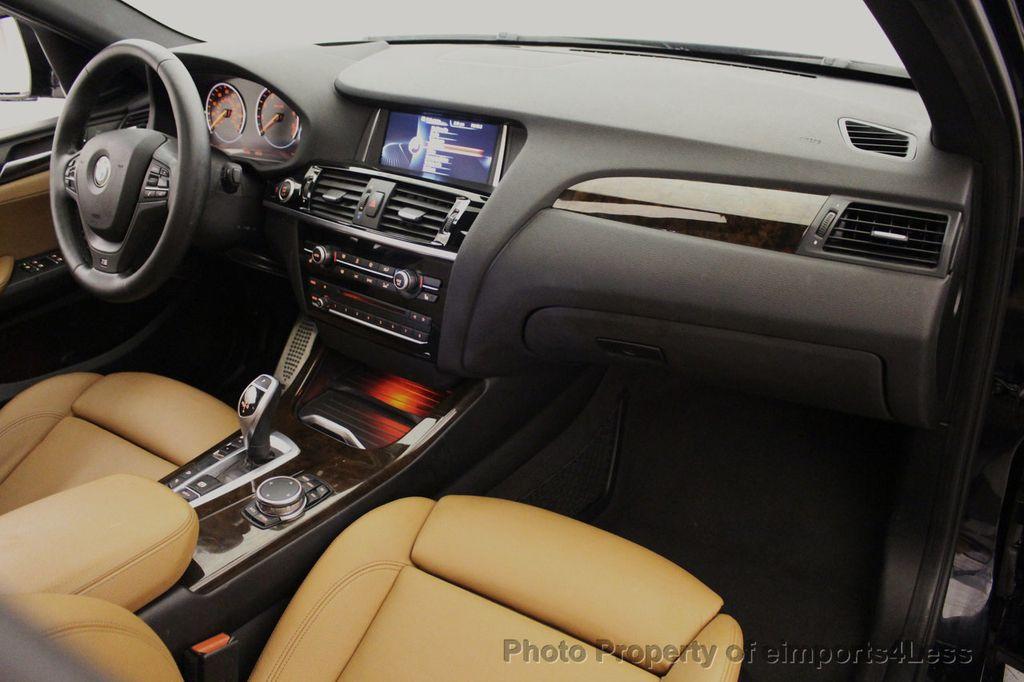 2016 BMW X4 CERTIFIED X4 xDRIVE35i M Sport AWD TECH CAMERA HUD NAV - 18081087 - 36