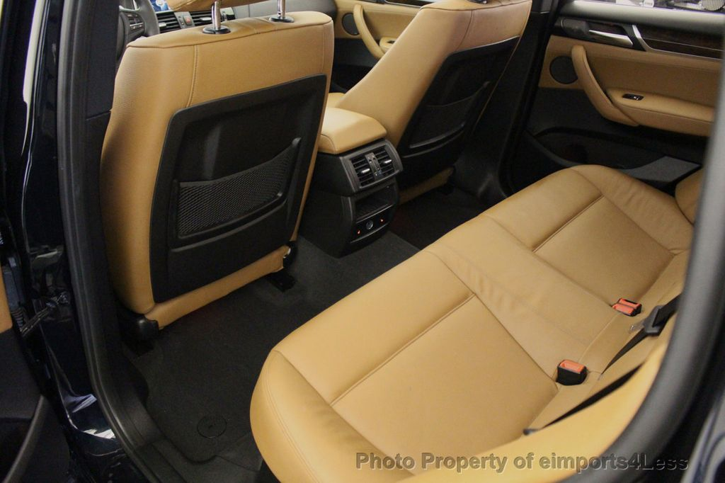 2016 BMW X4 CERTIFIED X4 xDRIVE35i M Sport AWD TECH CAMERA HUD NAV - 18081087 - 37