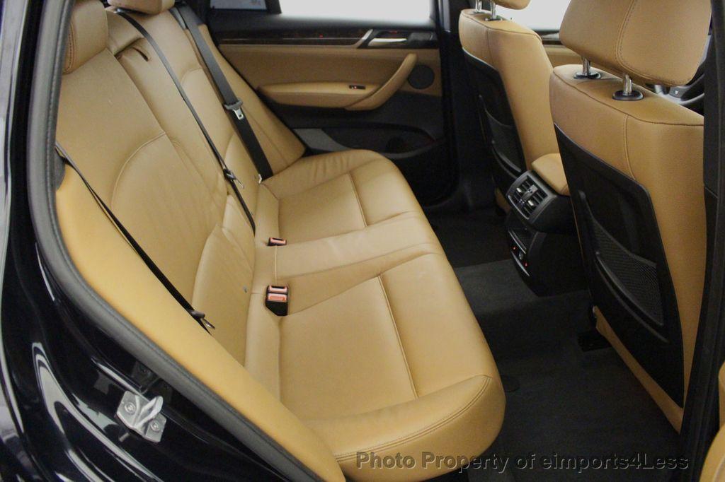 2016 BMW X4 CERTIFIED X4 xDRIVE35i M Sport AWD TECH CAMERA HUD NAV - 18081087 - 38