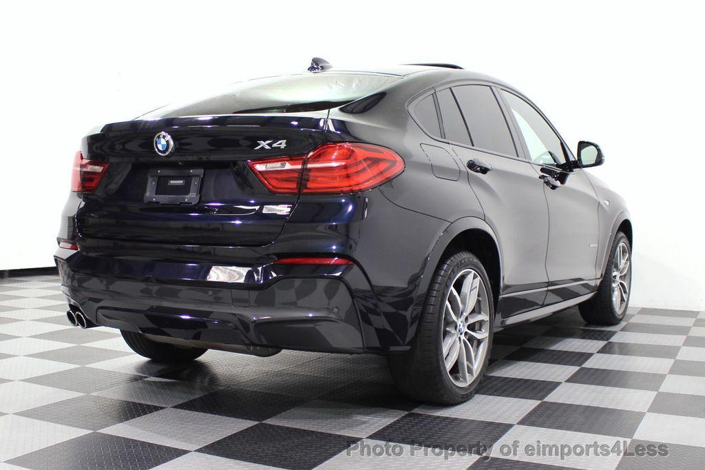 2016 BMW X4 CERTIFIED X4 xDRIVE35i M Sport AWD TECH CAMERA HUD NAV - 18081087 - 3