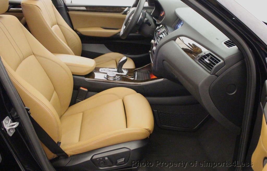 2016 BMW X4 CERTIFIED X4 xDRIVE35i M Sport AWD TECH CAMERA HUD NAV - 18081087 - 40