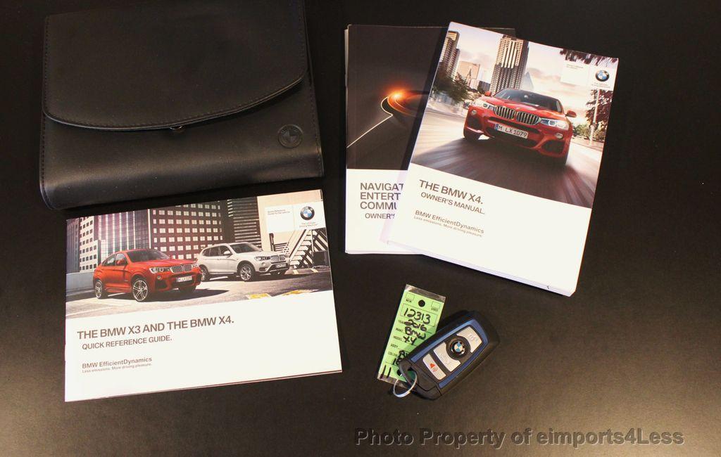 2016 BMW X4 CERTIFIED X4 xDRIVE35i M Sport AWD TECH CAMERA HUD NAV - 18081087 - 41