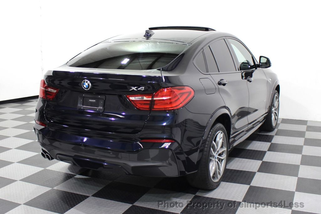 2016 BMW X4 CERTIFIED X4 xDRIVE35i M Sport AWD TECH CAMERA HUD NAV - 18081087 - 48