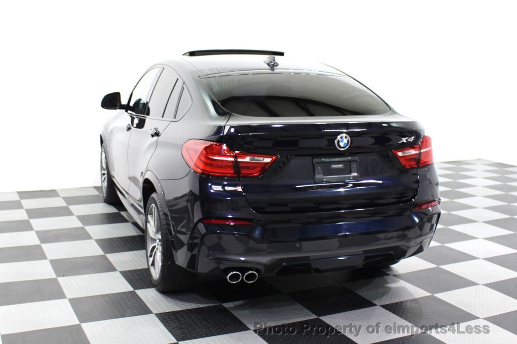 2016 BMW X4 CERTIFIED X4 xDRIVE35i M Sport AWD TECH CAMERA HUD NAV - 18081087 - 55