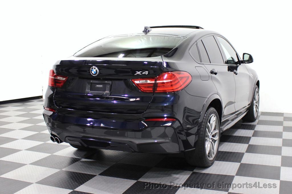 2016 BMW X4 CERTIFIED X4 xDRIVE35i M Sport AWD TECH CAMERA HUD NAV - 18081087 - 56
