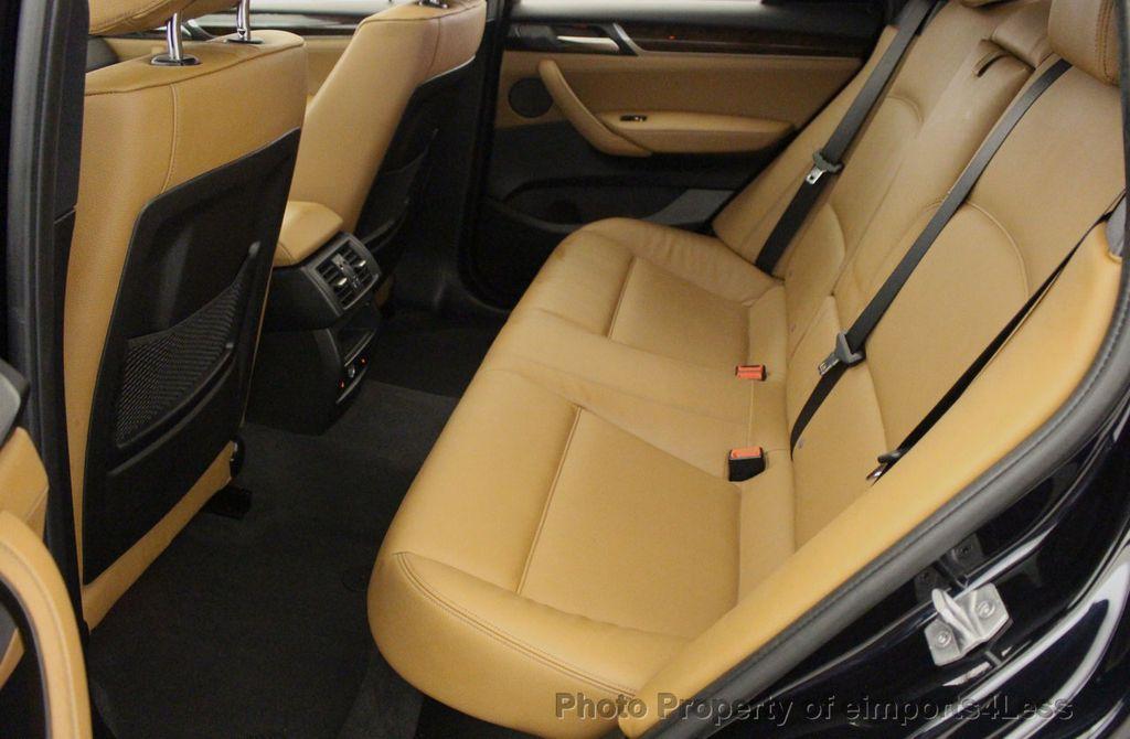 2016 BMW X4 CERTIFIED X4 xDRIVE35i M Sport AWD TECH CAMERA HUD NAV - 18081087 - 7