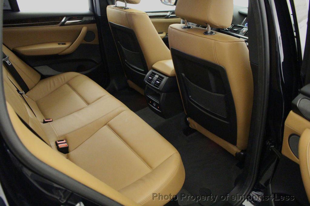 2016 BMW X4 CERTIFIED X4 xDRIVE35i M Sport AWD TECH CAMERA HUD NAV - 18081087 - 8