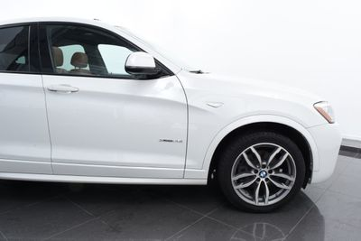 2016 BMW X4 M SPORT PACKAGE  - Click to see full-size photo viewer