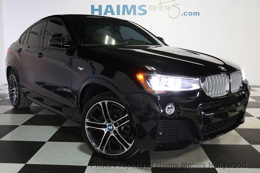 2016 used bmw x4 xdrive28i at haims motors serving fort lauderdale 2016 bmw x4 xdrive28i 17631260 3 freerunsca Gallery