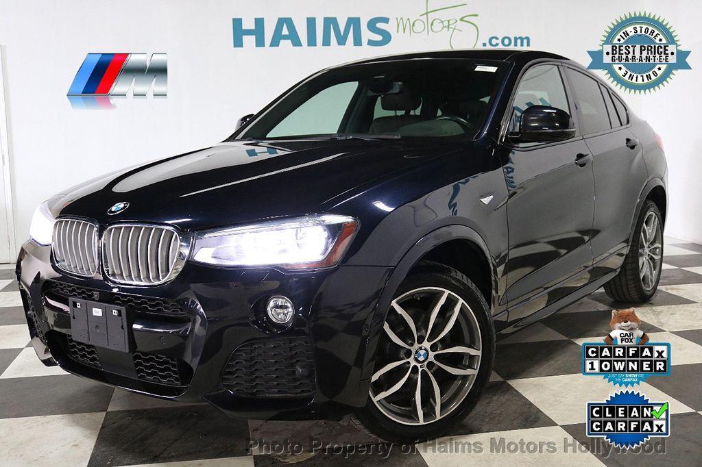 2016 BMW X4 xDrive28i - 18236333 - 0