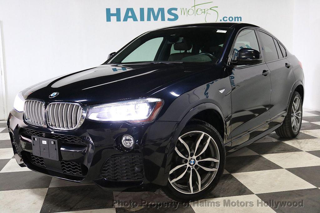 2016 BMW X4 xDrive28i - 18236333 - 1