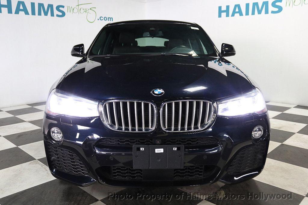 2016 BMW X4 xDrive28i - 18236333 - 2
