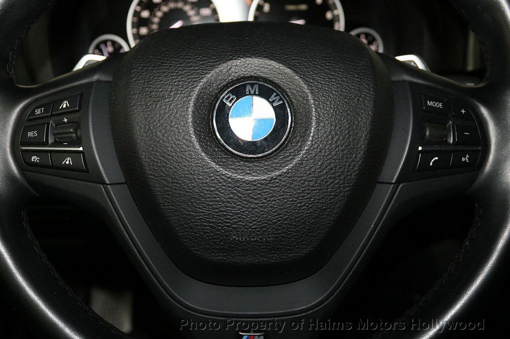 2016 BMW X4 xDrive28i - 18236333 - 31