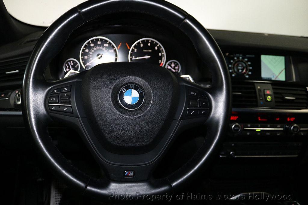 2016 BMW X4 xDrive28i - 18236333 - 32