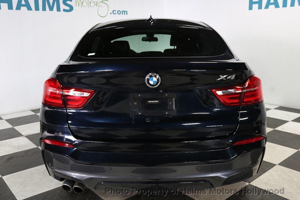 2016 BMW X4 xDrive28i - 18236333 - 5