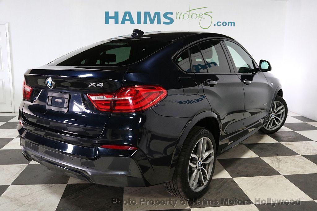 2016 BMW X4 xDrive28i - 18236333 - 6