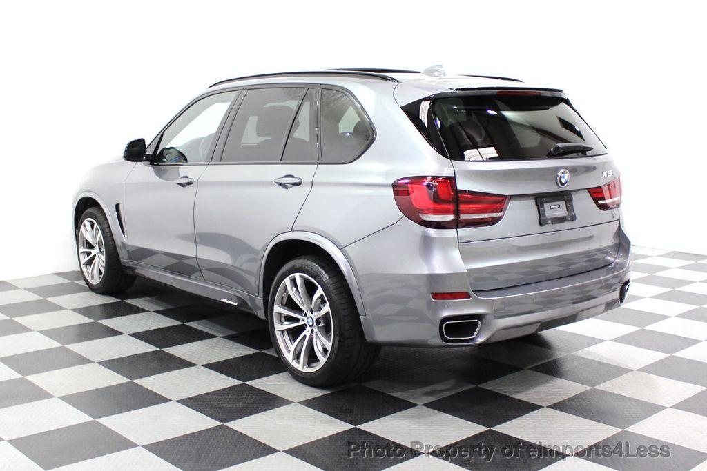2016 BMW X5 CERTIFIED BMW X5 xDrive50i M Sport AWD Blind Spot CAM NAV - 18257413 - 13