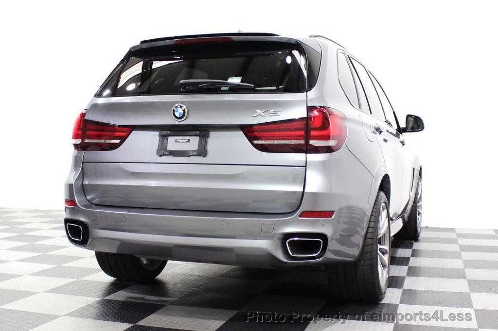 2016 BMW X5 CERTIFIED BMW X5 xDrive50i M Sport AWD Blind Spot CAM NAV - 18257413 - 15