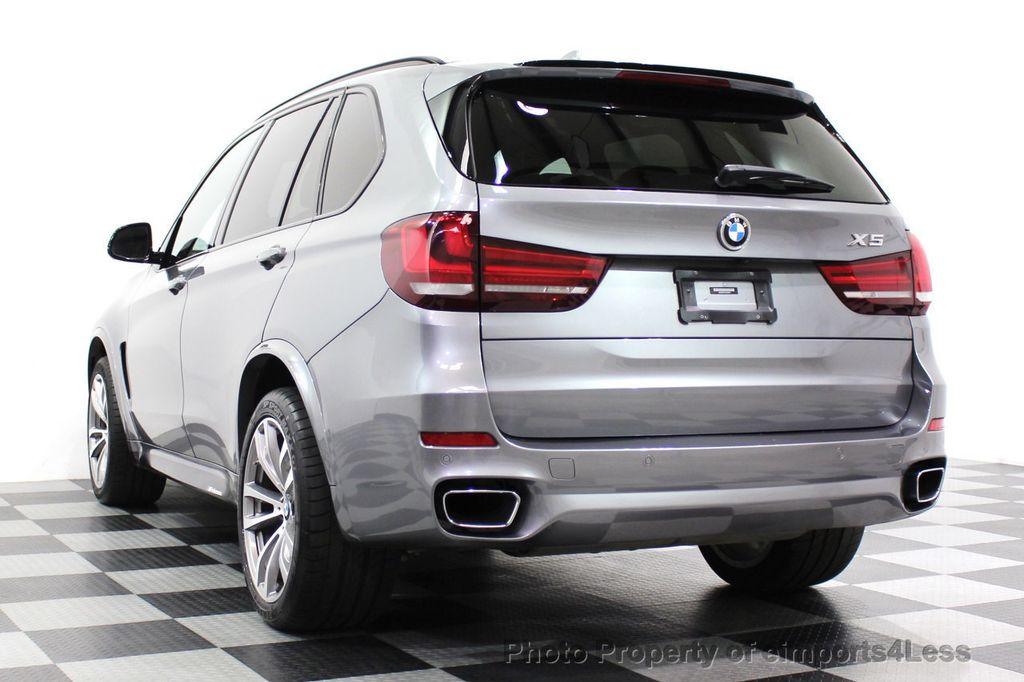 2016 BMW X5 CERTIFIED BMW X5 xDrive50i M Sport AWD Blind Spot CAM NAV - 18257413 - 25