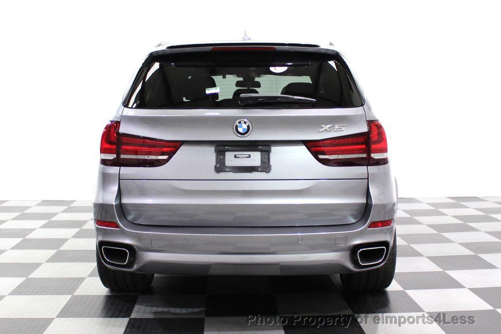 2016 BMW X5 CERTIFIED BMW X5 xDrive50i M Sport AWD Blind Spot CAM NAV - 18257413 - 26