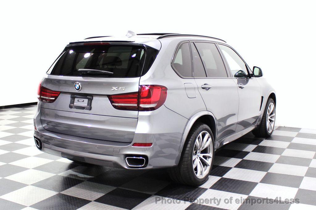 2016 BMW X5 CERTIFIED BMW X5 xDrive50i M Sport AWD Blind Spot CAM NAV - 18257413 - 27
