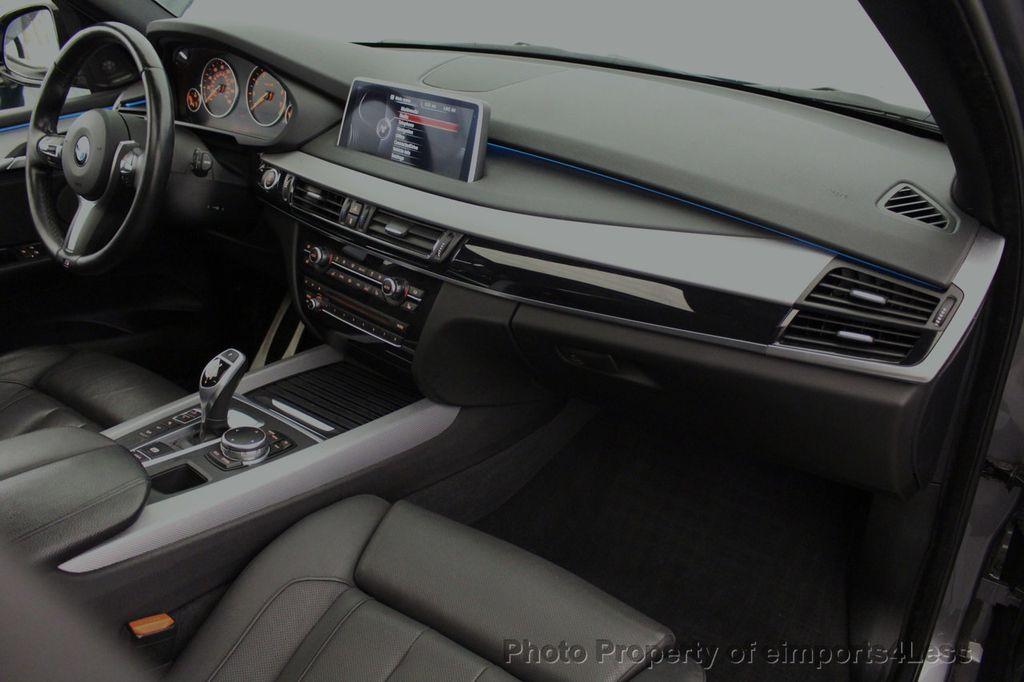 2016 BMW X5 CERTIFIED BMW X5 xDrive50i M Sport AWD Blind Spot CAM NAV - 18257413 - 30