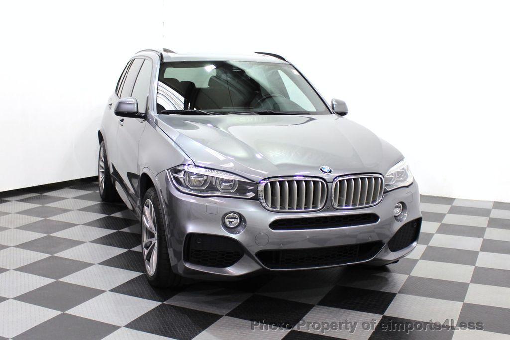 2016 BMW X5 CERTIFIED BMW X5 xDrive50i M Sport AWD Blind Spot CAM NAV - 18257413 - 38