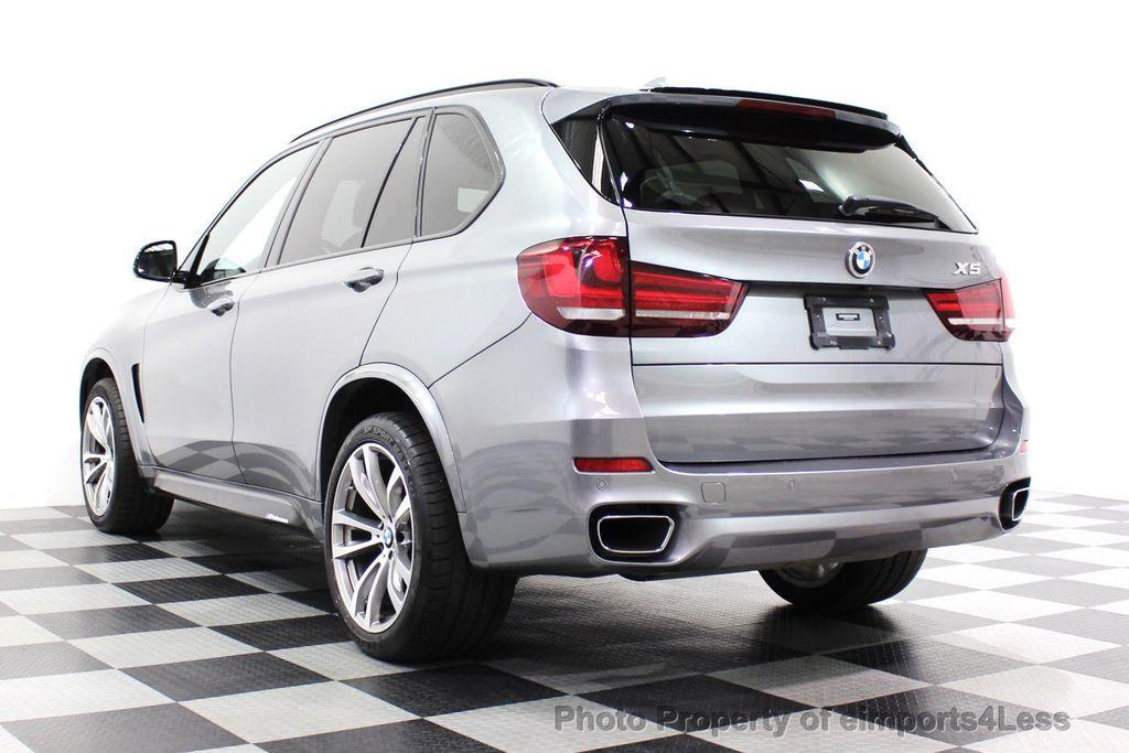 2016 BMW X5 CERTIFIED BMW X5 xDrive50i M Sport AWD Blind Spot CAM NAV - 18257413 - 3