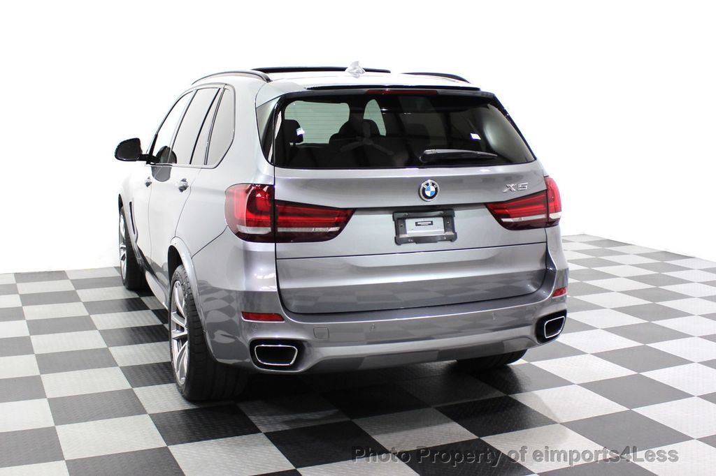2016 BMW X5 CERTIFIED BMW X5 xDrive50i M Sport AWD Blind Spot CAM NAV - 18257413 - 39