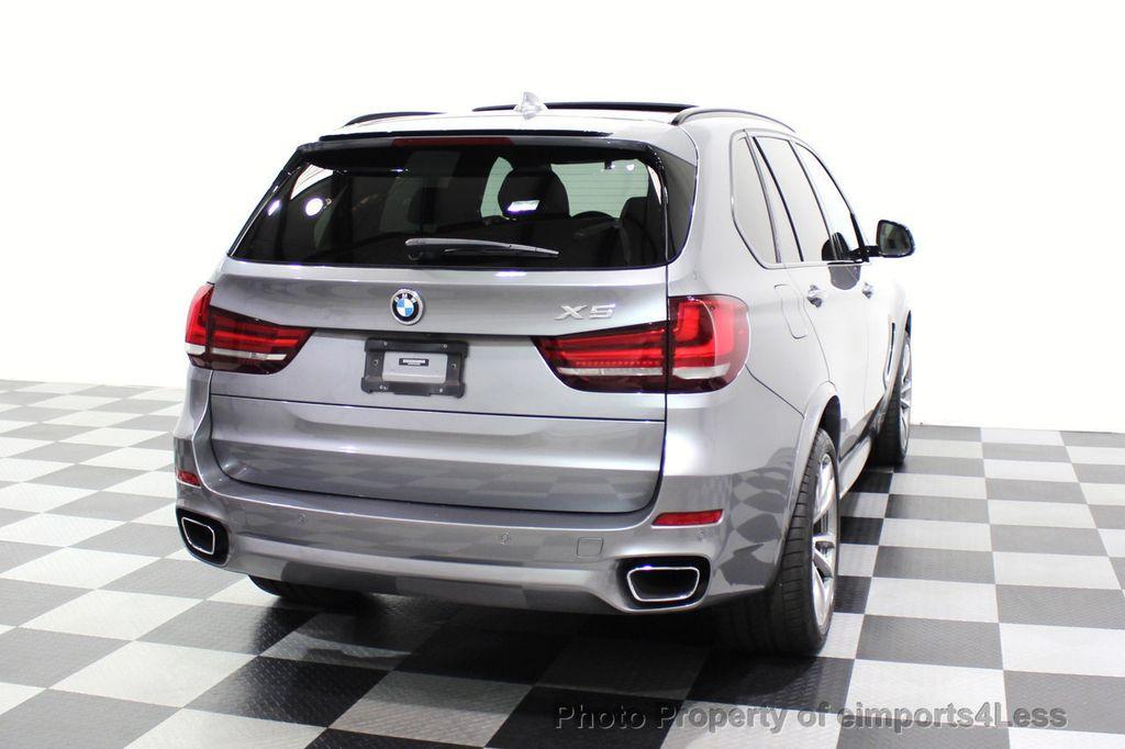 2016 BMW X5 CERTIFIED BMW X5 xDrive50i M Sport AWD Blind Spot CAM NAV - 18257413 - 40
