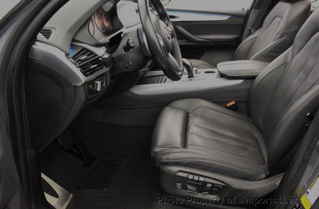 2016 BMW X5 CERTIFIED BMW X5 xDrive50i M Sport AWD Blind Spot CAM NAV - 18257413 - 41