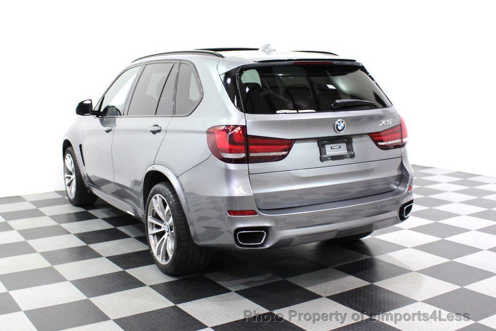 2016 BMW X5 CERTIFIED BMW X5 xDrive50i M Sport AWD Blind Spot CAM NAV - 18257413 - 46