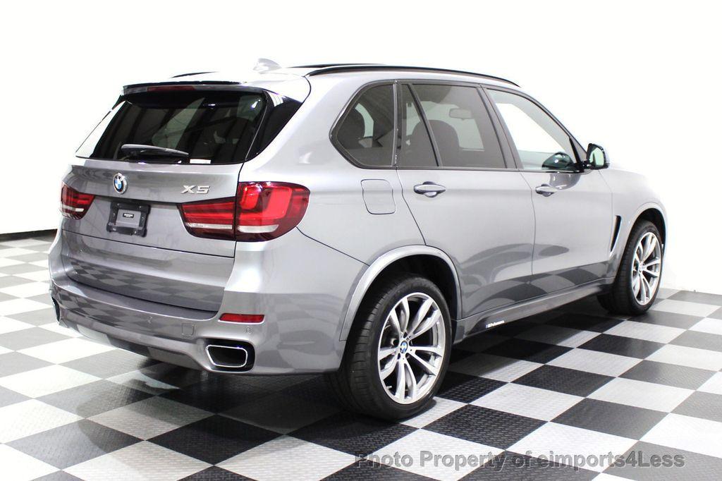 2016 BMW X5 CERTIFIED BMW X5 xDrive50i M Sport AWD Blind Spot CAM NAV - 18257413 - 47
