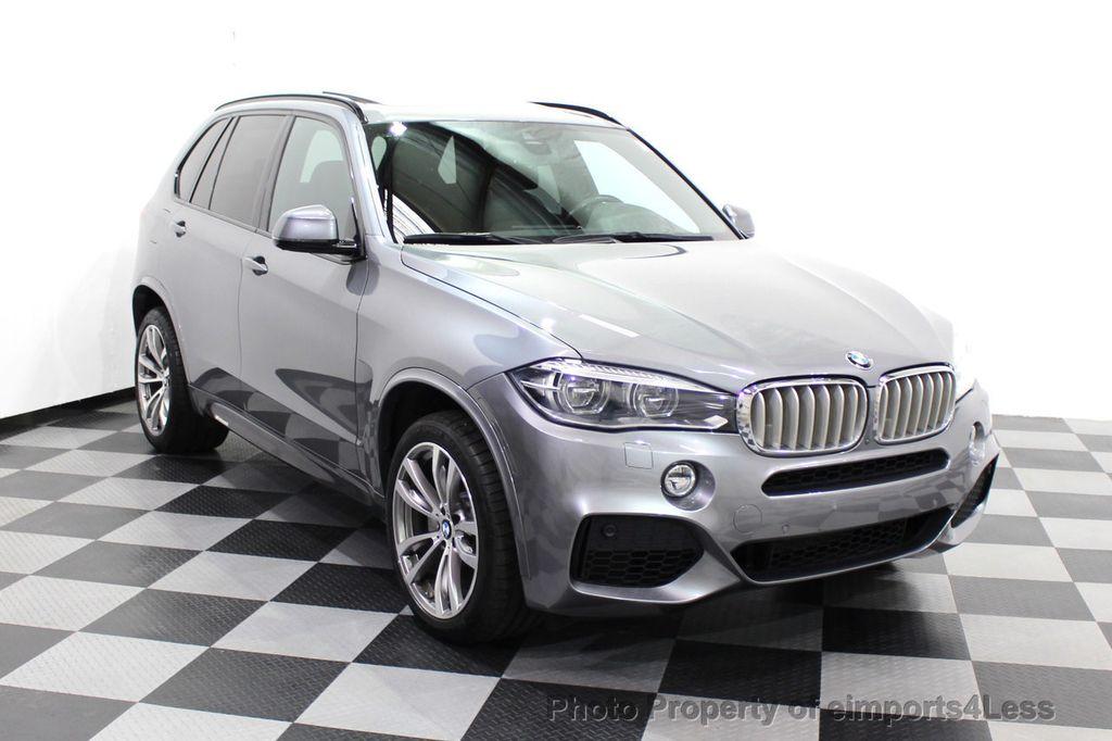 2016 BMW X5 CERTIFIED BMW X5 xDrive50i M Sport AWD Blind Spot CAM NAV - 18257413 - 48