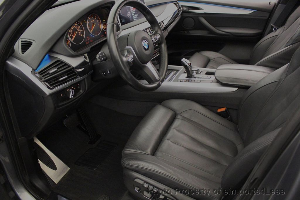 2016 BMW X5 CERTIFIED BMW X5 xDrive50i M Sport AWD Blind Spot CAM NAV - 18257413 - 5