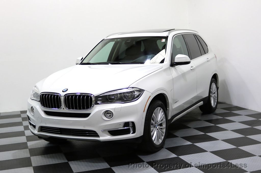 2016 BMW X5 CERTIFIED X5 xDRIVE35i AWD Adaptive Cruise CAMERA NAV - 17401906 - 0