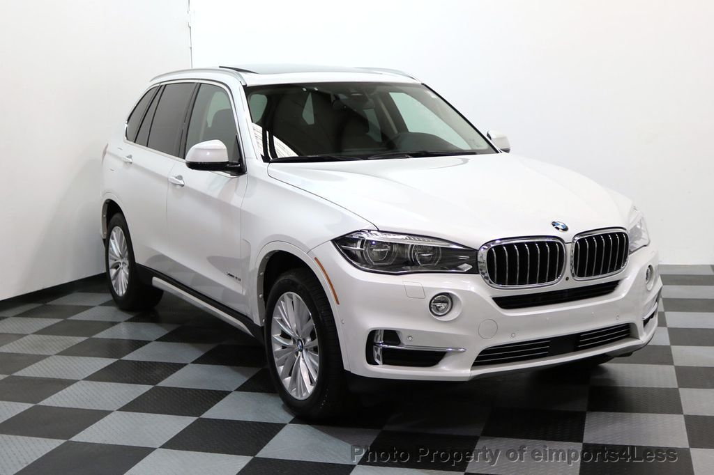2016 BMW X5 CERTIFIED X5 xDRIVE35i AWD Adaptive Cruise CAMERA NAV - 17401906 - 1