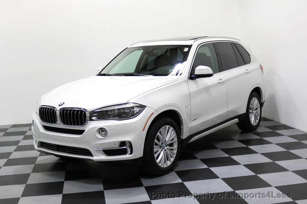 2016 BMW X5 CERTIFIED X5 xDRIVE35i AWD Adaptive Cruise CAMERA NAV - 17401906 - 44