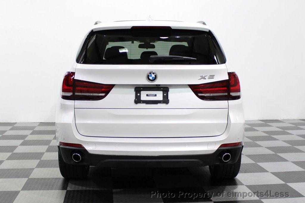 2016 BMW X5 CERTIFIED X5 xDrive35i AWD PREMIUM COLD NAV PANO CAM - 18319549 - 14