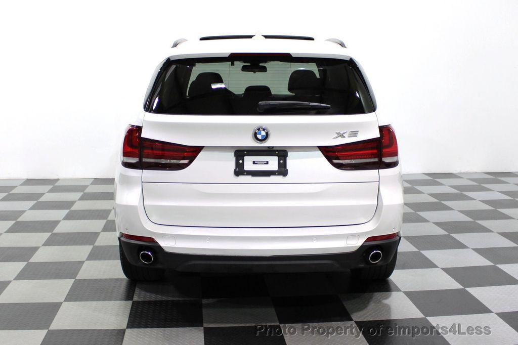 2016 BMW X5 CERTIFIED X5 xDrive35i AWD PREMIUM COLD NAV PANO CAM - 18319549 - 26