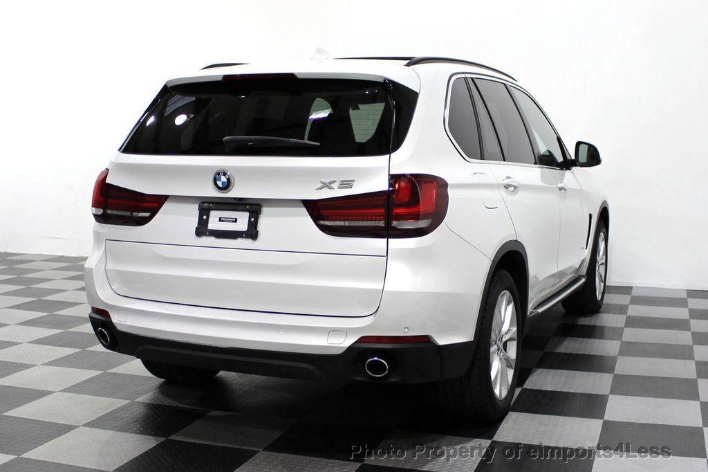 2016 BMW X5 CERTIFIED X5 xDrive35i AWD PREMIUM COLD NAV PANO CAM - 18319549 - 27