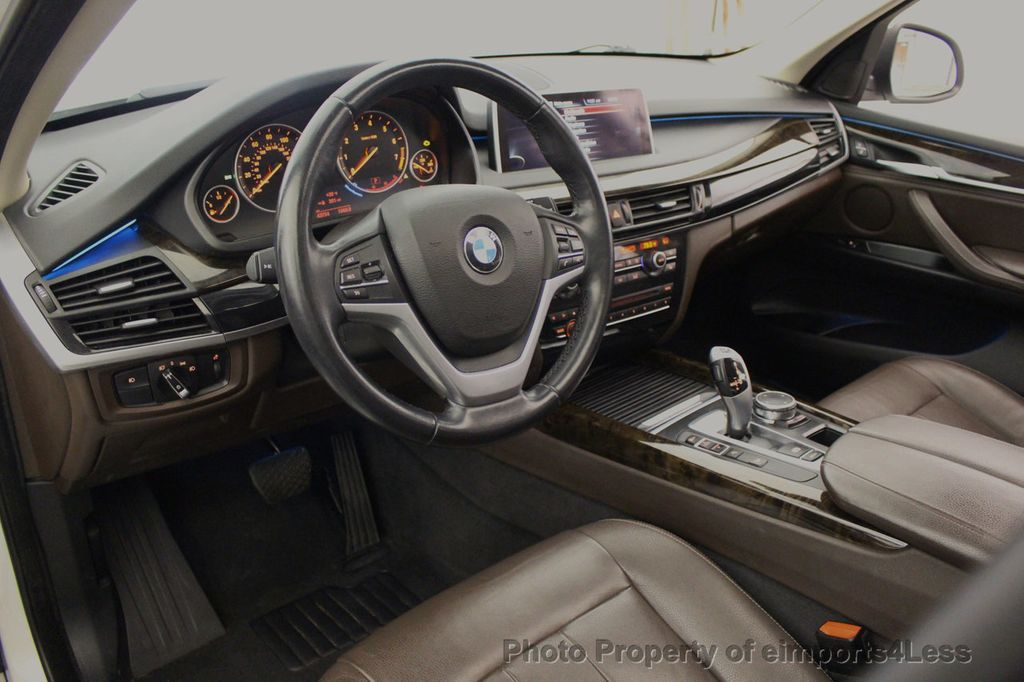 2016 BMW X5 CERTIFIED X5 xDrive35i AWD PREMIUM COLD NAV PANO CAM - 18319549 - 28