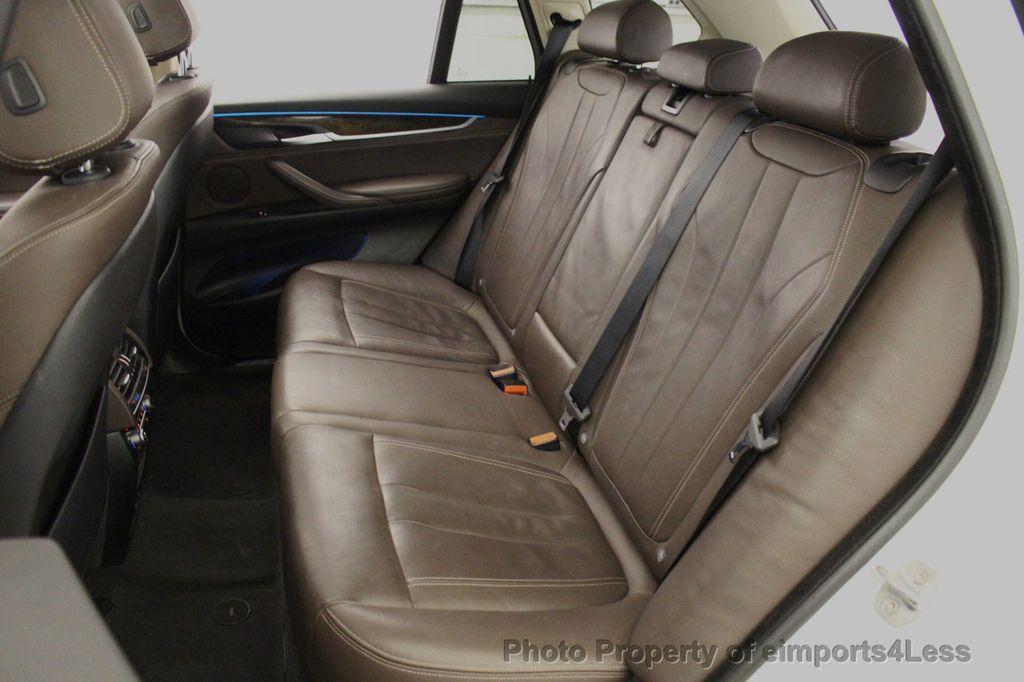 2016 BMW X5 CERTIFIED X5 xDrive35i AWD PREMIUM COLD NAV PANO CAM - 18319549 - 31