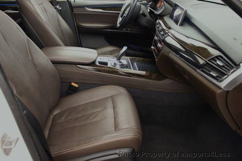 2016 BMW X5 CERTIFIED X5 xDrive35i AWD PREMIUM COLD NAV PANO CAM - 18319549 - 34