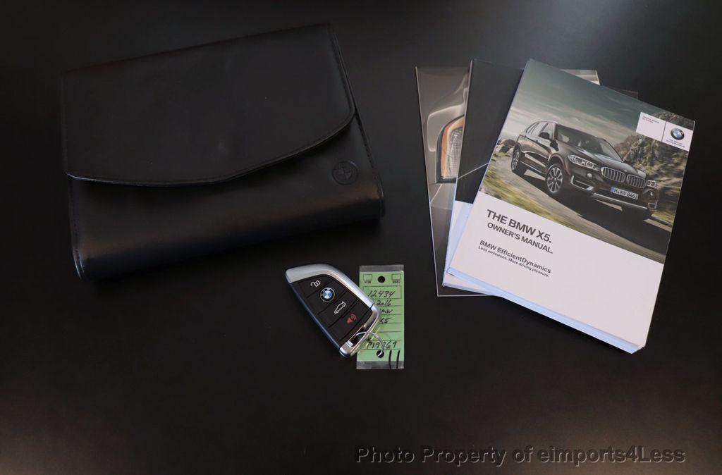 2016 BMW X5 CERTIFIED X5 xDrive35i AWD PREMIUM COLD NAV PANO CAM - 18319549 - 35