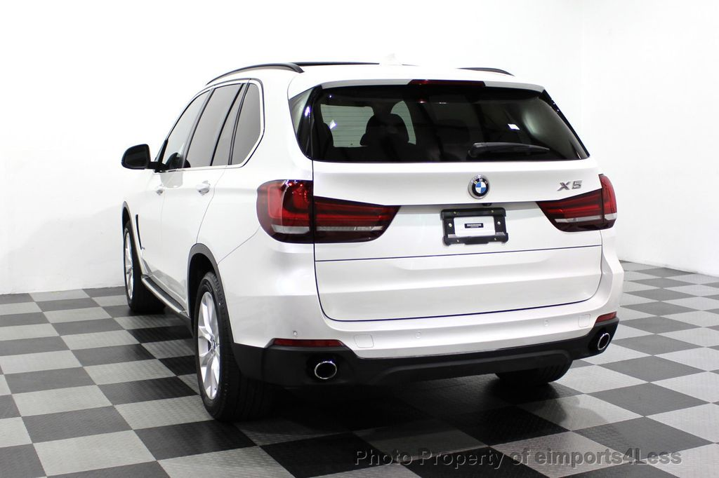 2016 BMW X5 CERTIFIED X5 xDrive35i AWD PREMIUM COLD NAV PANO CAM - 18319549 - 39