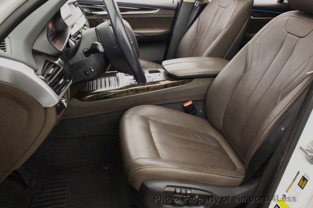 2016 BMW X5 CERTIFIED X5 xDrive35i AWD PREMIUM COLD NAV PANO CAM - 18319549 - 41