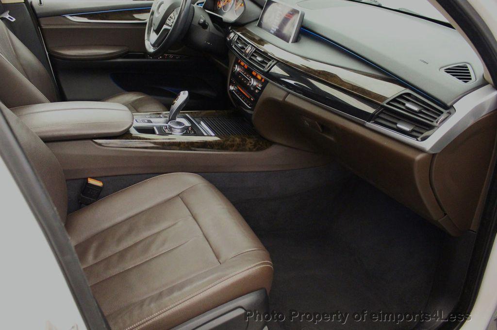 2016 BMW X5 CERTIFIED X5 xDrive35i AWD PREMIUM COLD NAV PANO CAM - 18319549 - 42