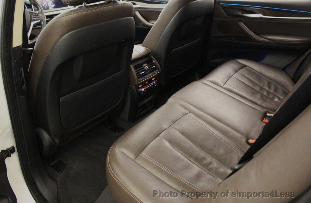 2016 BMW X5 CERTIFIED X5 xDrive35i AWD PREMIUM COLD NAV PANO CAM - 18319549 - 43