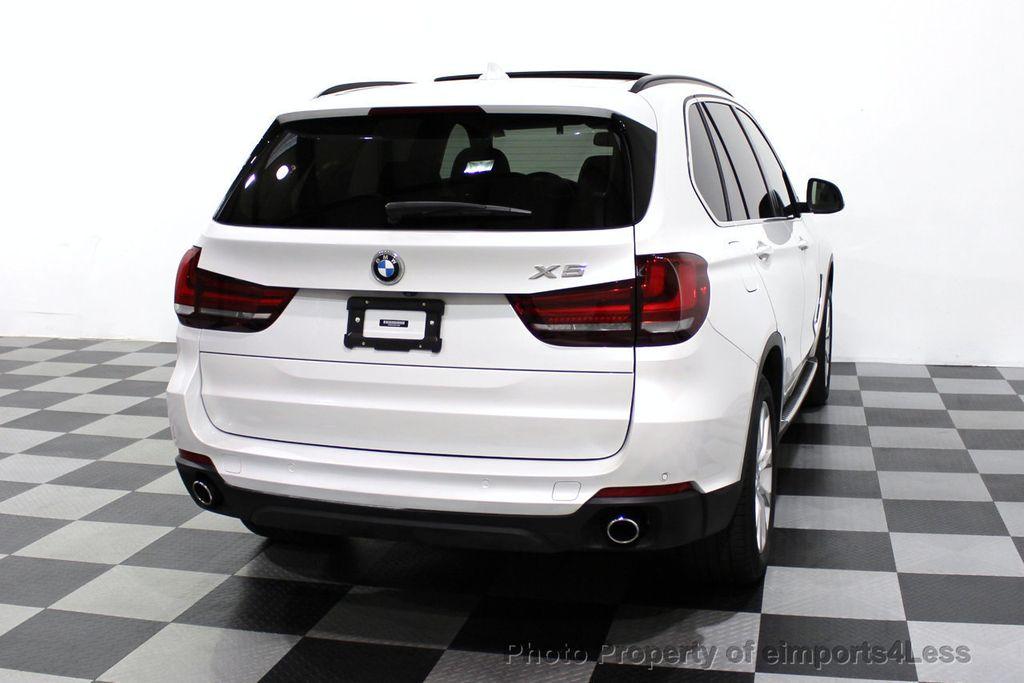 2016 BMW X5 CERTIFIED X5 xDrive35i AWD PREMIUM COLD NAV PANO CAM - 18319549 - 47